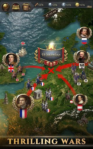 Rise of Napoleon: Empire War screenshots 15