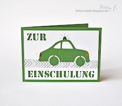 Photo: http://bettys-crafts.blogspot.com/2013/08/zur-einschulung.html