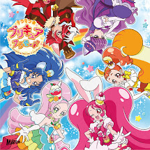 Kirakira☆Precure A La Mode ED2 Single – Shooby Dooby☆Sweets Time