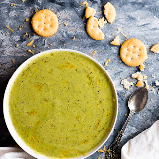 Leftover Broccoli Cheese Soup Recipes.