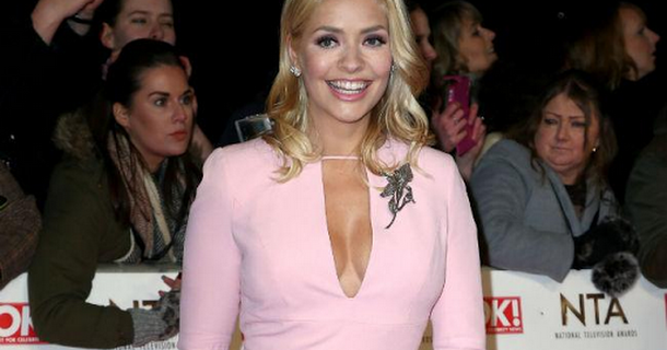 Holly Willoughby driven 'mad' by pregnancy rumours