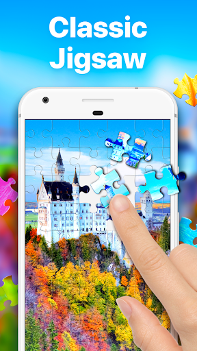 Jigsaw Puzzles screenshot 1