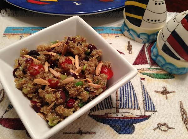 Balsamic Quinoa Salad Recipe