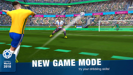 FreeKick Soccer World 2018 1.6.6 gameplay | by HackJr.Pw 3