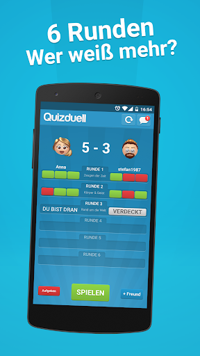 Quizduell screenshot 3