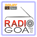 Radio GOA (HD)- No 1 Online Community Radio of Goa icon