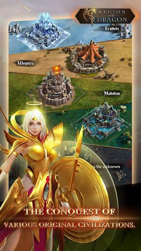 Region of Dragon 1.0.72 screenshots 2