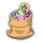 グルグル菓子袋