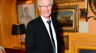 Paul O'Grady's secret wedding