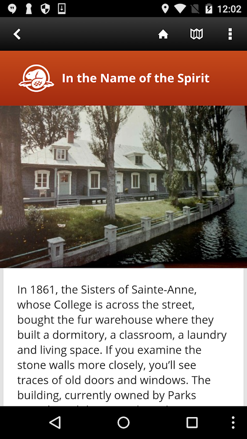 Fur Trade at Lachine Guided Tour- screenshot