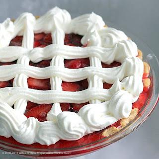 Strawberry Pie.