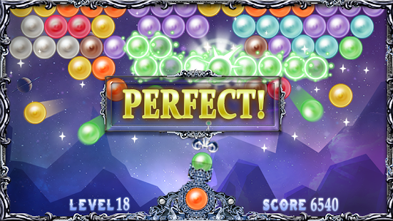 Shoot Bubble Deluxe Screenshot