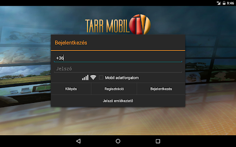 TARR MobilTV screenshot 8