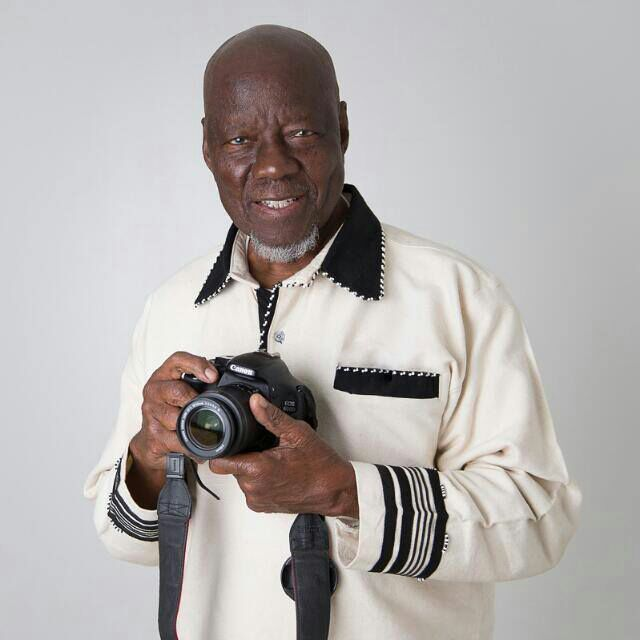 Iconic photographer Sam Nzima