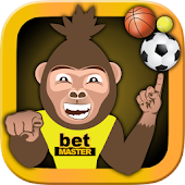 betMaster Sports Betting Game