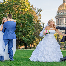 Wedding photographer Konstantin Samoshkin (Samosha). Photo of 15.01.2015