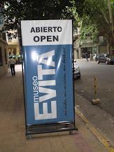 Photo: Evita museum