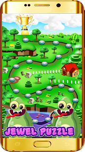 Download Jewels Puzzle Games For PC Windows and Mac apk screenshot 2