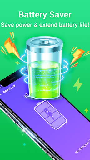 Phone Booster - Speed Booster, Cleaner, Security 1.0.2 screenshots 4