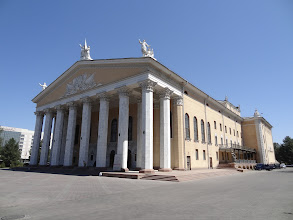 Photo: Divadlo opery a baletu.