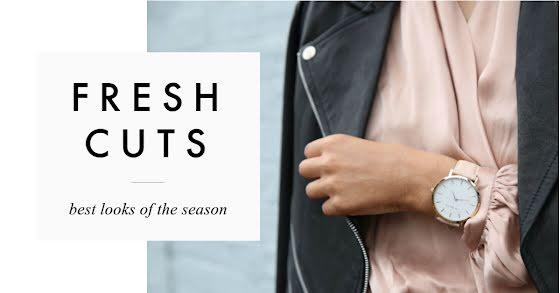 Fresh Cuts - Facebook Event Cover Template