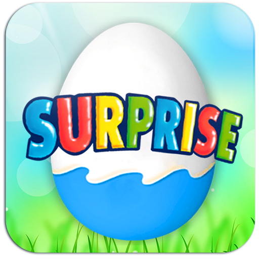Surprise Eggs for Kids 模擬 App LOGO-硬是要APP