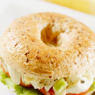 Low Carb Paleo Bagels