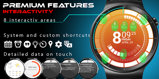 Venom Watch Face 1.2.22.130 screenshots 4