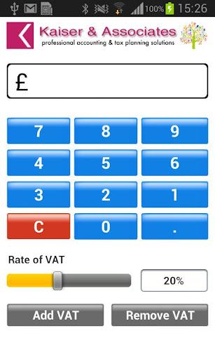 Kaiser Accounting Tools 1.0 screenshot 1
