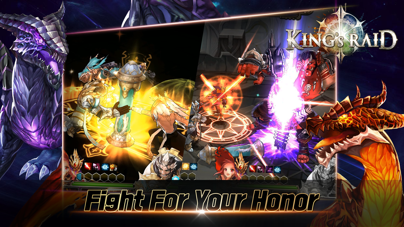 King's Raid- screenshot