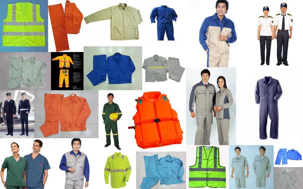 Những đặc điểm nổi bật của đồ bảo hộ Hàn Quốc