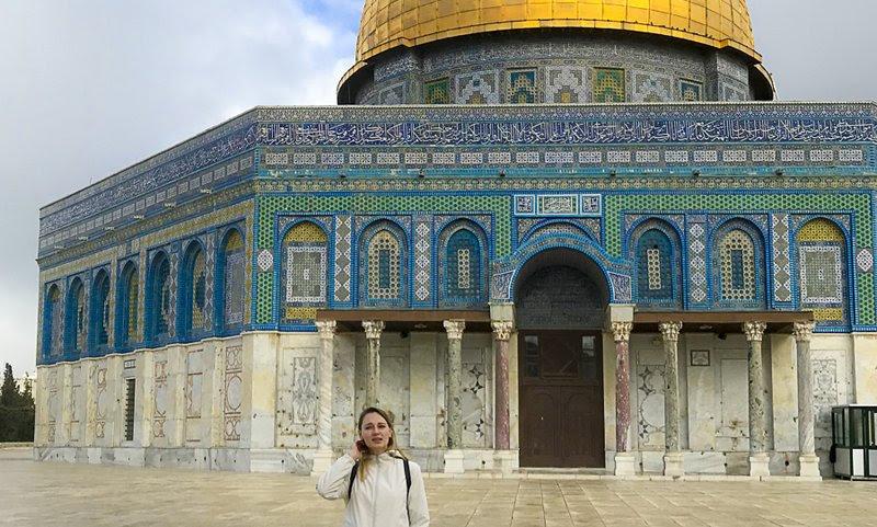 Храмовая гора. Отзыв о гиде в Иерусалиме.