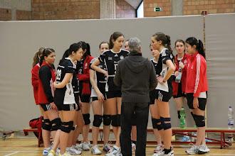 Photo: Volleybal ploeg Moers