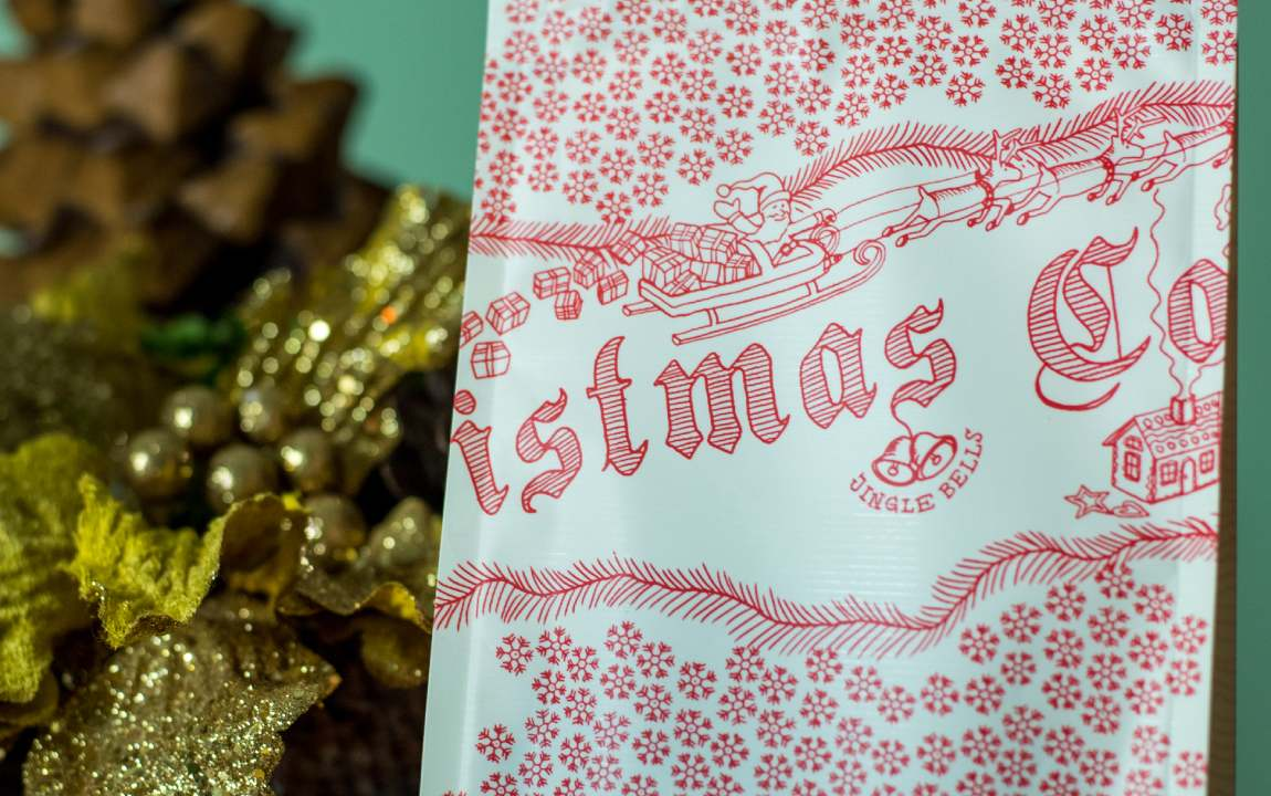 limited edition christmas packaging