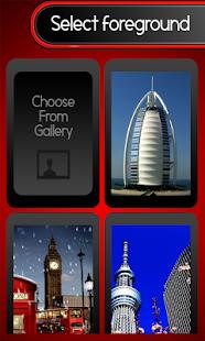 Obrazovka skříňka - nejlepší města - náhled
