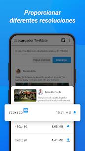 Descargar videos de Twitter – Guardar videos Tweet 3