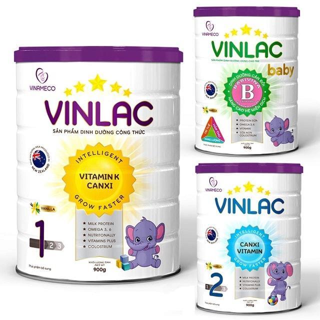 Review đánh giá sữa Vinlac 1,2 có tốt không? Giá bao nhiêu? 3