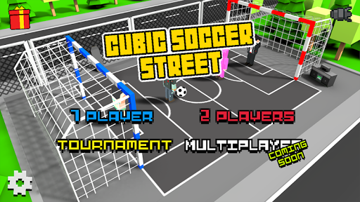 Cubic Street Soccer 3D Hack for the game