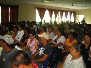Photo: Participaron 117 personas, entre instituciones, docentes y ONG´S de la Zona de RAAS