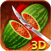 Fruit Cut Slice - 3D Splash