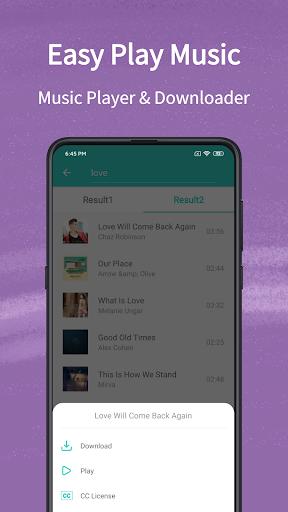 Music Downloader screenshot 3