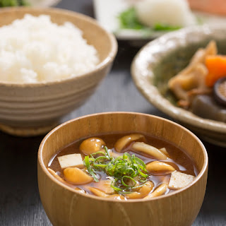 Japanese Vegetable Miso Soup Recipe