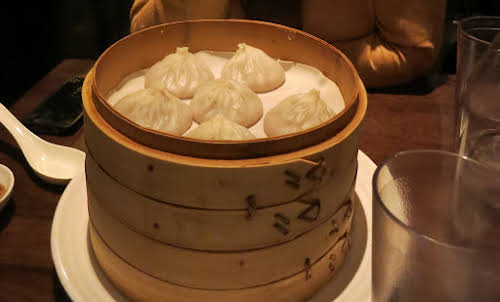 Dim Sum in West Village