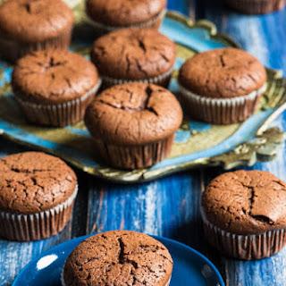 Moelleux au chocolat / Chocolate lava muffins