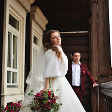 Wedding photographer Kristina Smirnova (irkkris). Photo of 14.12.2017