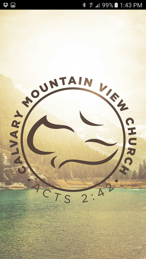 Calvary Mountain View- screenshot