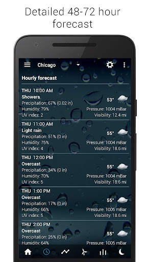 3D Sense Clock & Weather screenshot 7