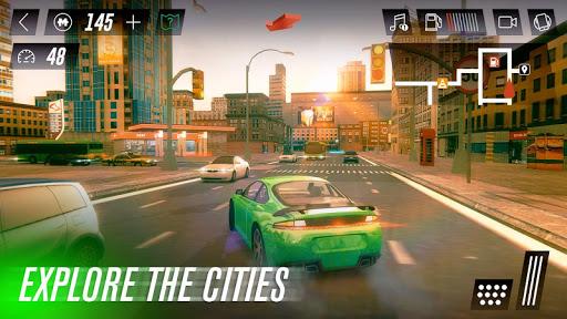 Auto Fahren Simulator screenshot 1