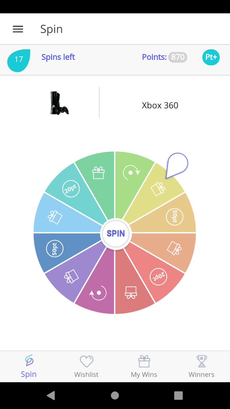 SpinTheGame Cheat APK MOD Free Download 1.4.2