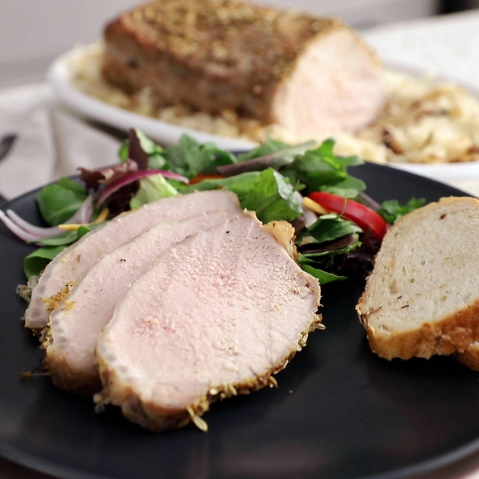 10 Best Boneless Pork Loin With Sauerkraut Recipes Yummly